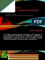 Sd Coqueluchoide y Tos Ferina
