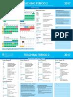 Teaching Period 2 2017