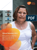 GSK Annual Summary 2013