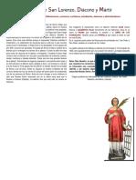 Historia de San Lorenzo