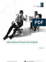 International Financial Outlook- Lloyds TSB-MAY