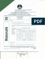 2016 Percubaan Matematik PT3 Kelantan Dan Skema
