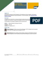 SAP Business Process management