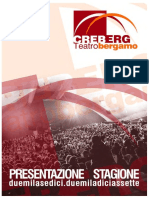 Cartella Stampa Teatro Creberg