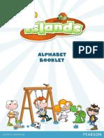 Islands Alphabet Booklet