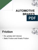 Brakes - Automotive