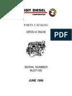 S40 Part Catalog