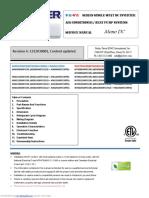 service manual for wae012amfi15rl