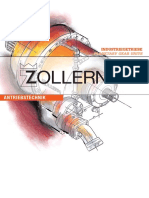 ZOLLERN- Industrial Gear Box