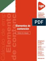 Elementos de contención - Cálculo de empujes.pdf