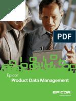 Epicor Enterprise Product Data Management BR ENS
