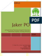 Company Profile Indonesian Organic Farming Network (Jaker PO)