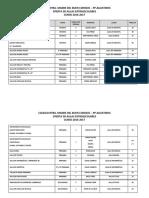 Oferta Aulas Extraescolares 2016-2017