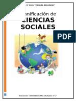 Planif Ciencias Sociales 7mo grado. recursos naturales