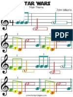 Star Wars Sheet Music