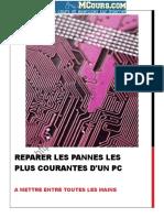 Réparer pannes plus courantes d'un pc.pdf