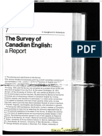 04 Survey Canadian English 1974
