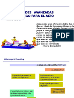 TEORIAS Liderazgo y Coaching