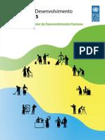 Relatório do Desenvolvimento Humano 2015. O trabalho como motor do desenvolvimento humano
