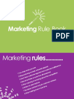 Marketing Rule Book