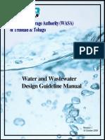WASA Design Guideline Manual Oct 2008