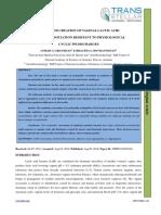 4. IJMPS - Design and Creation of Vaginal Lactic Acid Bacteria Association. Final Version