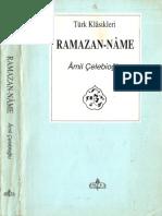Âmil Çelebioğlu - Ramazan-Nâme