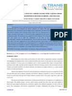 1. IJAuERD - Performance Evaluation of a Diesel Engine With Varying Shims Configuration