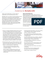 LillyDermEU Guidelines