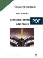 Lubricacion de Maquinariaindustrial
