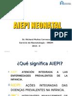 Presentación Aiepi Neonatal
