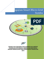 Pengujian Smart Micro Grid