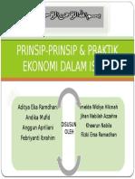 PRINSIP-PRINSIP & PRAKTIK EKONOMI DALAM ISLAM.pptx