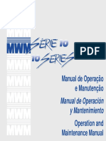 Manual de Operacao e Manutencao Do MWM Serie 10-2000
