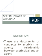 SPECIAL POWER OF ATTORNEY.pptx