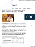 Rakesh Jhunjhunwala Portfolio Holdings - August 2016.pdf