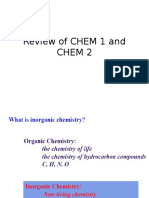 Review of CHEM 1 and CHEM 2.ppt