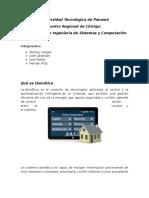 Qué Es Domótica_UTP