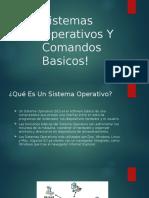 Sistemas Operativos Y Comandos Basicos!