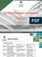 Case 16 Ejercicio Palancas de Control y Vigilancia Estrategica