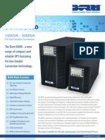 Borri B400 Datasheet Com5