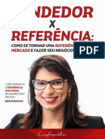 Cris Franklin Vendedor Referencia