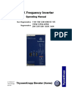 CPIK Frequency Inverter Operating Manual
