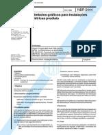 NBR 5444-1989 Simbolos Graficos Para Instalacoes Prediais b37587e861