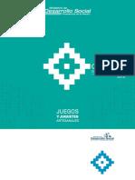Catalogo de Compras Inclusivas Juegos y Juguetes Artesanales