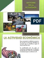 Sectores de La Economía y Teoría de La Producción