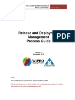 Release and Deployment Management Process Guide
