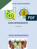 Gases Refrigerantes
