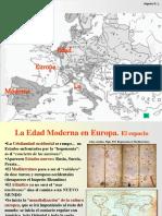 Historia Moderna Europa