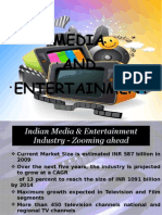 Indian Media & Entertainment